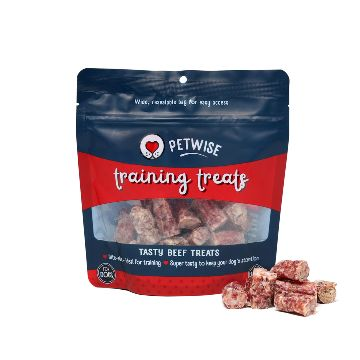 Petwise Training Treats - Beef