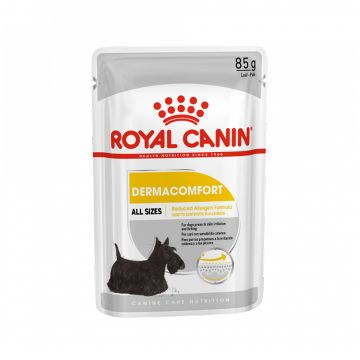Royal Canin DermaComfort Adult Pouch