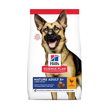 Hills Science Plan Canine Active Longevity Mature Adult 5+ Large Breed